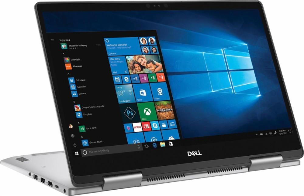 "Dell Inspiron 15 7573 2-in-1 (i7-8550U/16GB/512GB SSD/940MX 2GB) Win 10, 15.6"" UHD 4K Touch"