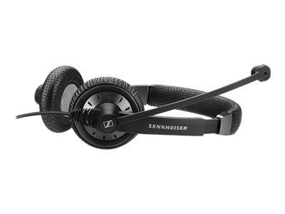 Sennheiser SC 70 USB MS Ηeadset (Black)
