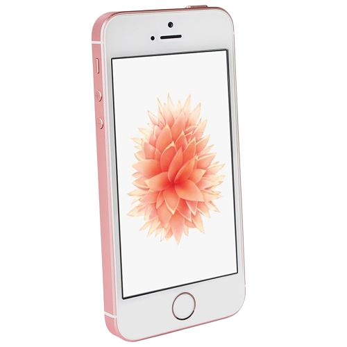 Apple Iphone Se 16gb White Rose Gold Used