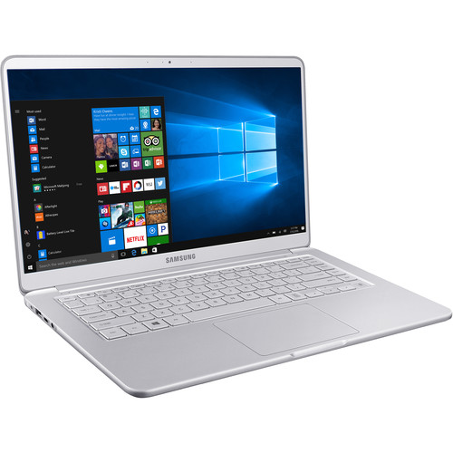 "Samsung Notebook 9 (i7-8550U/8GB/256GB) Windows 10, 15"" FHD (Open Box - NEW)"