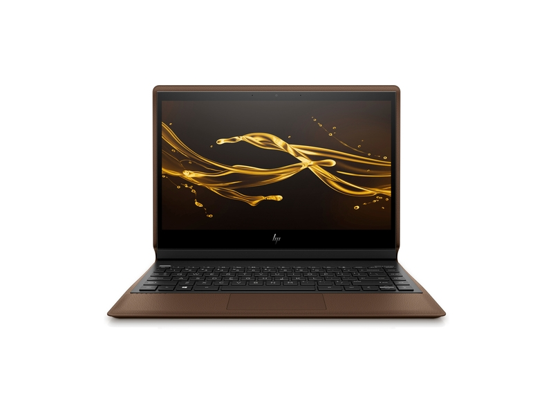 "HP Spectre Folio 13-ak0015nr Brown, Silver Hybrid (2-in-1) 13.3"" 1920 x 1080 pixels Touchscreen 1.5 GHz 8th gen Intel® Core™ i7 i7-8500Y 4G"