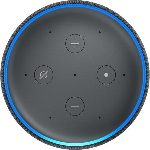 Amazon Echo Plus 2nd Generation (Charcoal)