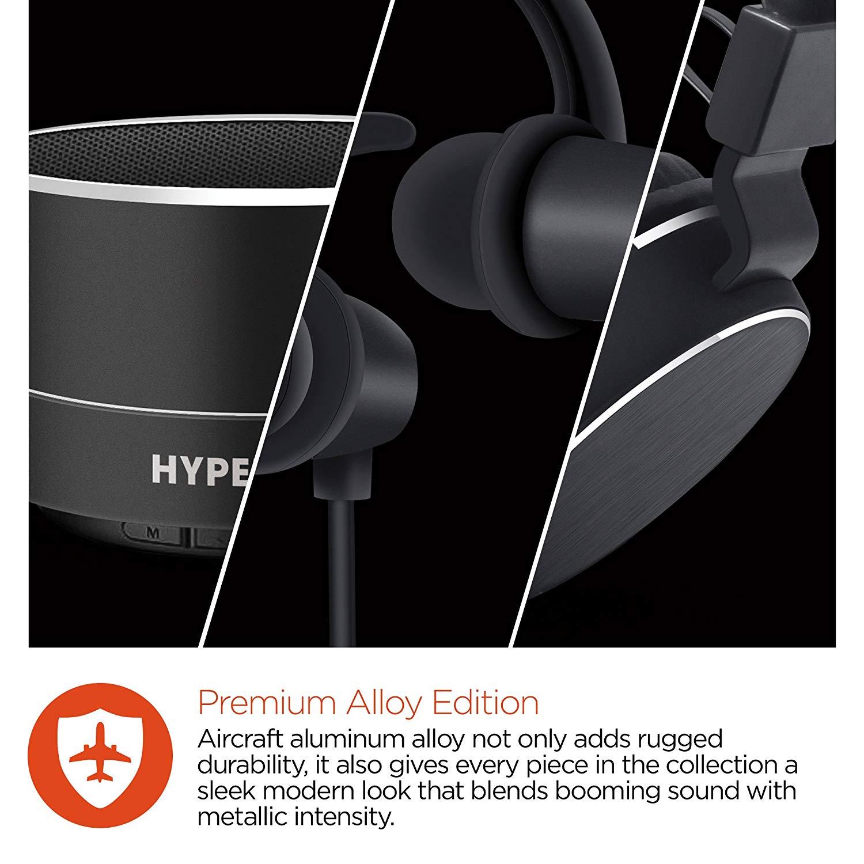 HyperGear Wireless Gift Set (Black)