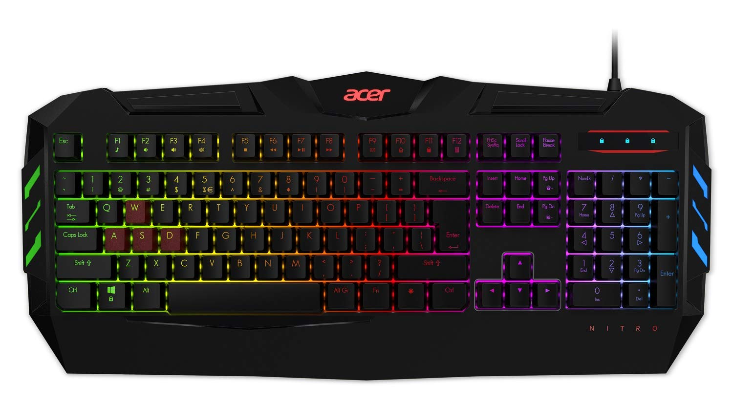 Acer Nitro NKB810 Gaming keyboard
