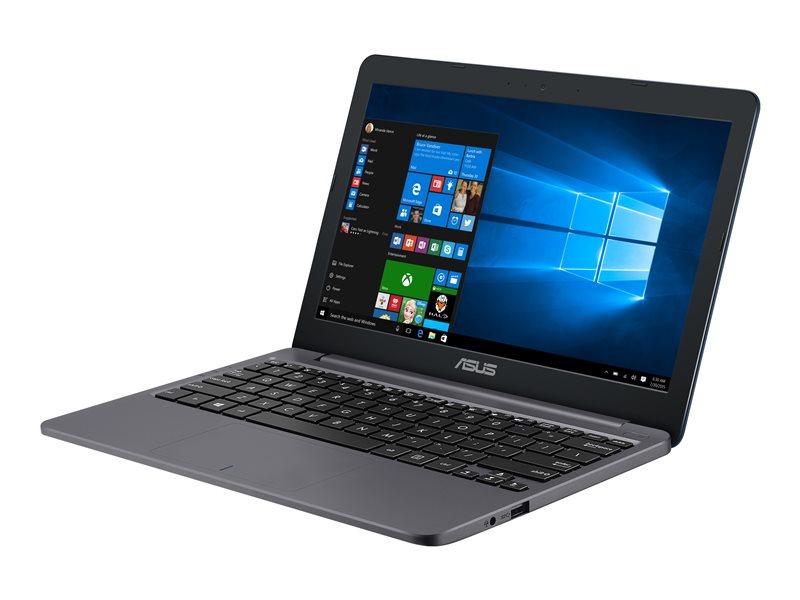 "ASUS VivoBook E12 E203MA-FD017TS (N4000/4GB/64GV eMMC) Win 10 S, 11.6"" HD"