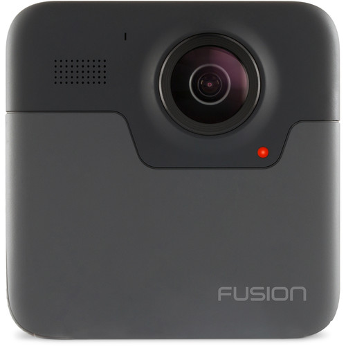 GoPro Fusion 360 Degree Digital Camera (Black)