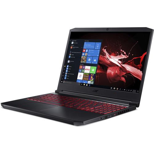 "Acer Nitro 7 Gaming Laptop (i7-9750H/8GB/512GB SSD/GTX1650 4GB) Win 10, 15.6"" IPS FHD"