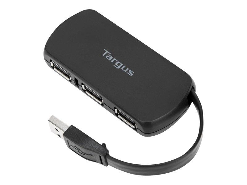 Targus 4-Port USB Hub 4 ports