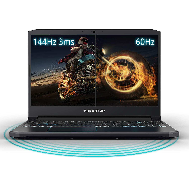 "Acer Predator Helios 300 PH315-52 (9th Gen. i7-9750H/16GB/256GB SSD/GTX 1660Ti 6GB) Win 10, 15.6"" FHD 144Hz 3ms IPS Display"