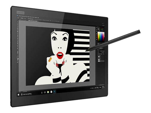 """Lenovo ThinkPad X1 Tablet (3rd Gen) 20KJ (i5-8250U/8GB/256GB SSD) Win 10 Pro, 13"""" IPS QHD+ (4G LTE)"""