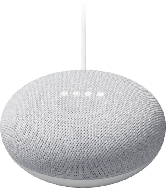 Google Nest Mini (2nd Generation) (Chalk)