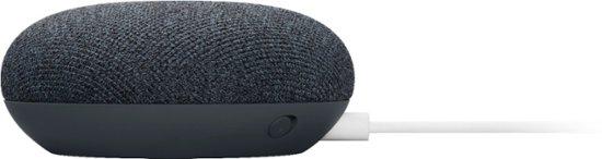 Google Nest Mini (2nd Generation) (Charcoal)