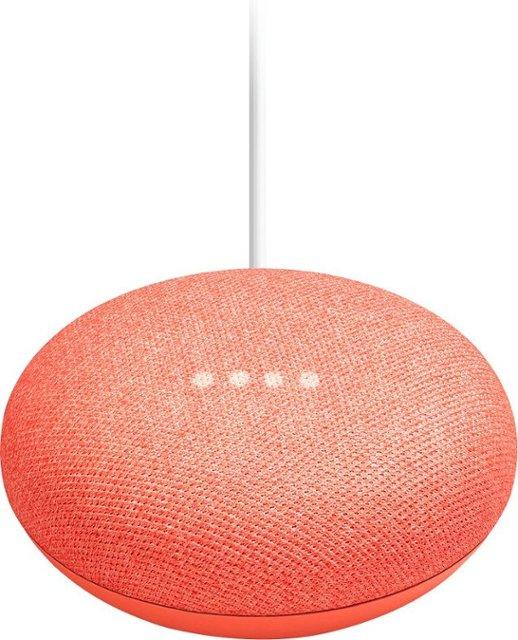 Google Home Mini (Coral)