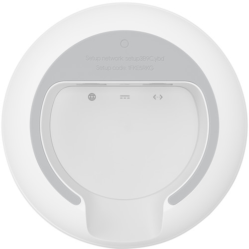 Google Nest Wifi AC220 (Router and 2 Access Points) (3-Pack) Snow