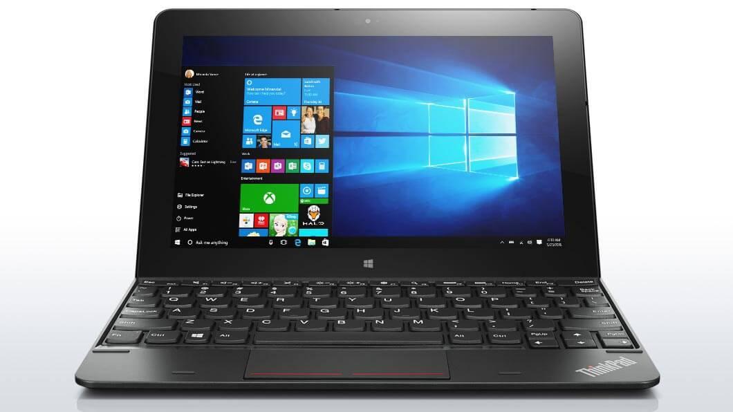 "Lenovo ThinkPad 10 (2nd Gen) (x7-Z8750/4GB/128GB SSD) Win 10 Pro, 10.1"" WUXGA (Open Box-New)"