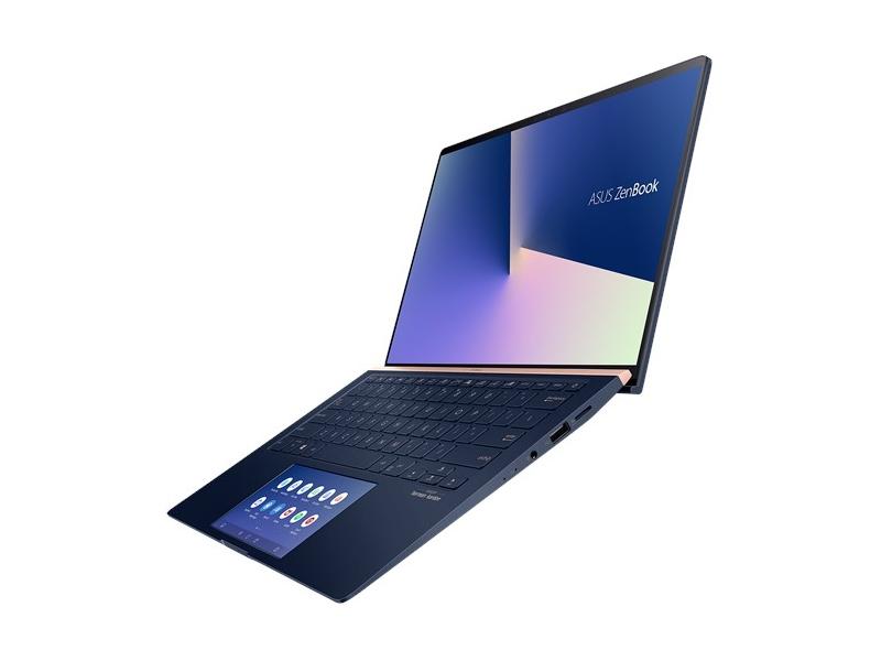 """ASUS ZenBook 14 UX434FAC-AI235R (i7-10510U/8GB/512GB SSD) Win 10, 14"""" FHD, Royal Blue"""