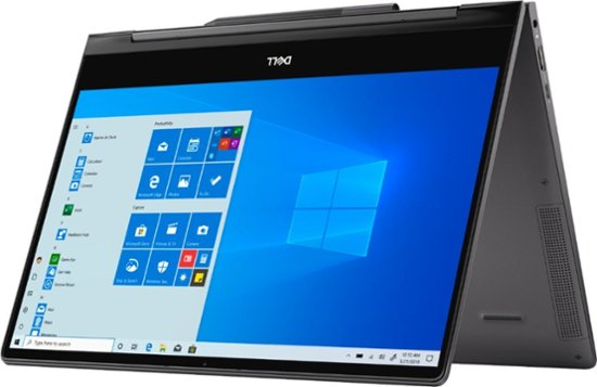"Dell Inspiron 13 7391 2-in-1 (i7-10510U/16GB/512GB SSD + 32GB Optane) Windows 10, 13.3"" UHD (4K) Touch (Black)"