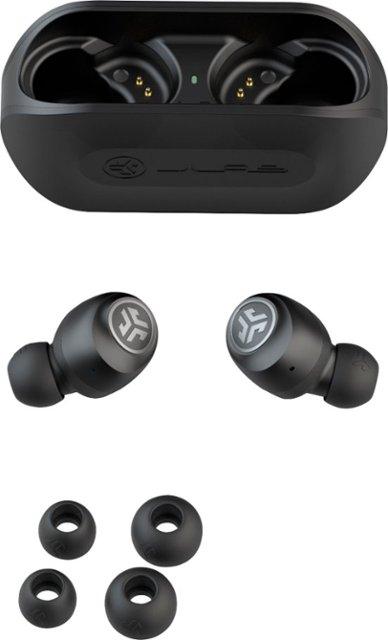 JLab Audio Go Air True Wireless In-Ear Headphones (Black)