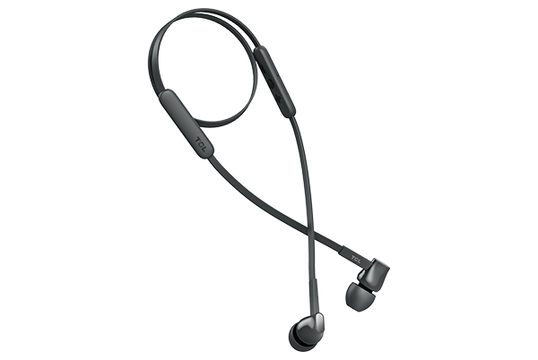 TCL MTRO100BT Bluetooth Wireless in-Ear Earbuds (Shadow Black)