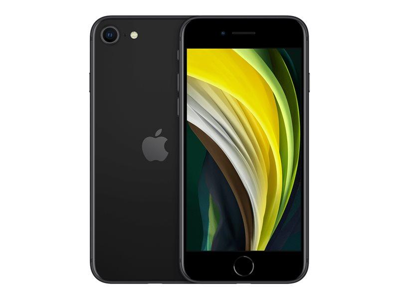 Apple iPhone SE (2nd generation) 64GB Black