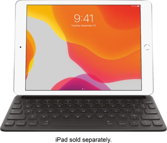 "Apple Smart Keyboard και Προστατευτική Θήκη για 10.2"" iPad και10.5"" iPad Air"