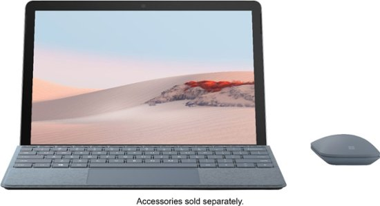 "Microsoft 10.5"" Multi-Touch Surface Go 2 (Pentium Gold 4425Y/8GB/128GB SSD) Win 10 S, 10.5"" FHD (Wi-Fi Only)"