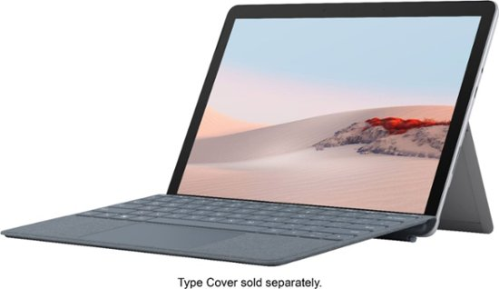"""Microsoft 10.5"""" Multi-Touch Surface Go 2 Intel Core m3/8GB/128GB SSD) Win 10, 10.5"""" FHD (4G LTE)"""