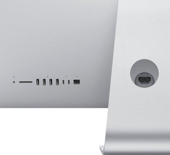 """Apple iMac 27"""" with Retina 5K Display (10th-gen. Intel Core i7/8GB/512GB SSD/Radeon Pro 5500 XT 8GB) (Mid 2020)"""
