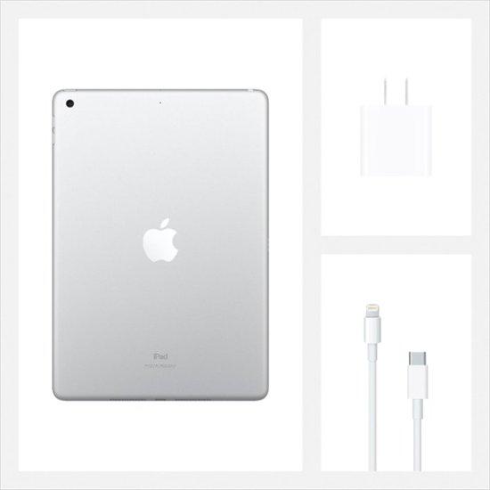 """Apple iPad 10.2"""" (8th Gen.) 32GB Wifi (Silver, Late 2020)"""