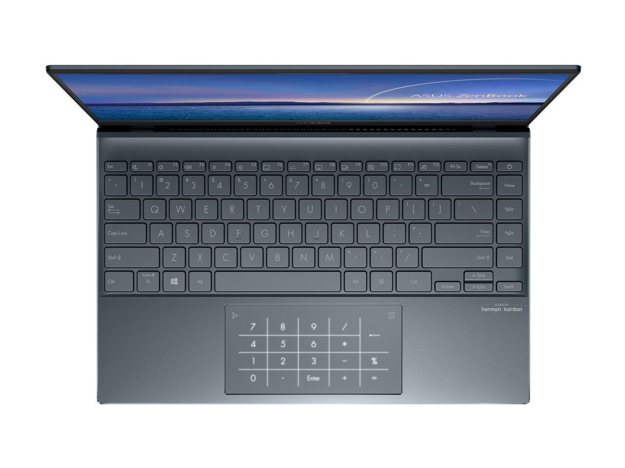 "ASUS Zenbook 14 UM425IA-NH74 (Ryzen 7-4700U/16GB/1TB SSD) Win 10, 14"" FHD"