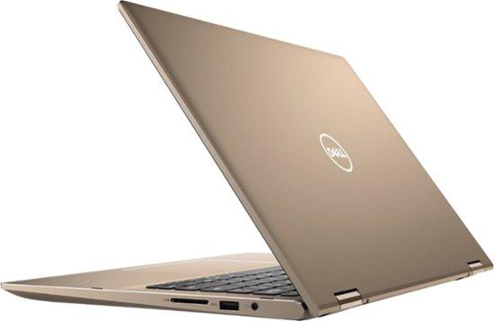 "Dell Inspiron 14 7000 2-in-1 (Ryzen 7-4700U/16GB/512GB SSD) Win 10, 14"" IPS FHD Touch (Sandstorm)"