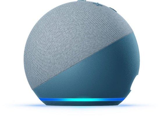 Amazon Echo dot (4th Gen) έξυπνο ηχείο/ voice assistant (Twilight Blue)