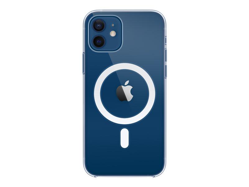 Apple Διάφανη Θήκη MagSafe (iPhone 12/ iPhone 12 Pro)