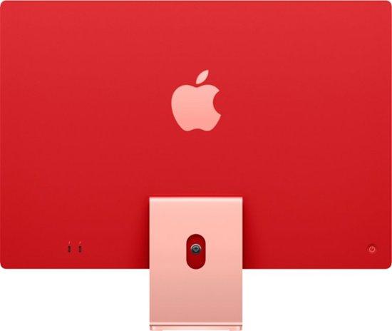 "Apple iMac 24"" with 4.5K Display (M1 8-core CPU/7-coreGPU/8GB/256GB SSD) Mac Os Big Sur (Mid 2021, Pink)"
