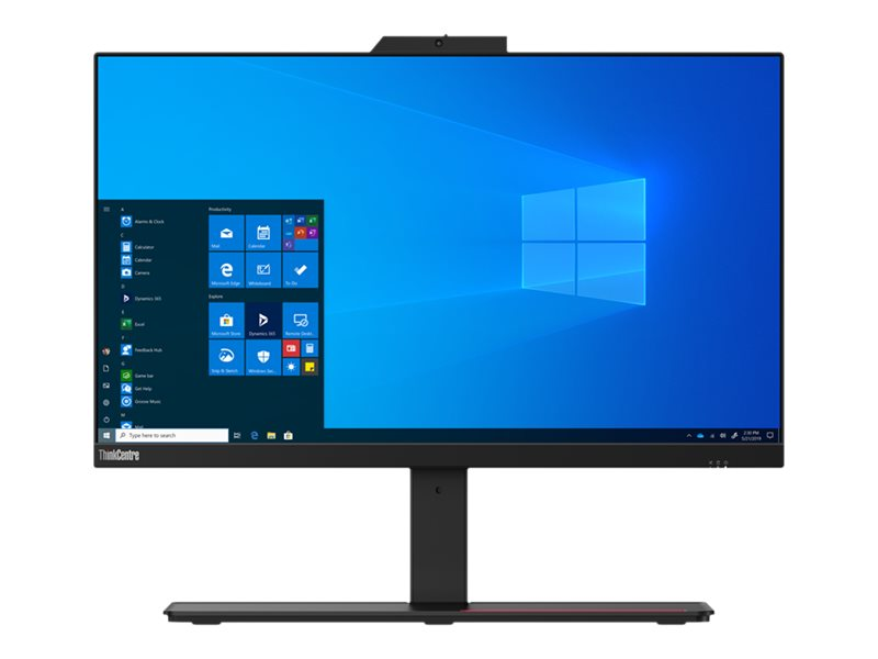 """Lenovo ThinkCentre M90a All-in-One (i5-10500/8GB/256GB SSD) Win 10 Pro, 23.8"""" LED FHD (UK Keyboard)"""