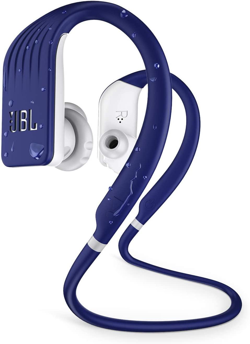 JBL Endurance JUMP  Waterproof Wireless In-Ear Headphones (Blue)