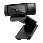 HD Pro Webcam C920 (1080p resolution)