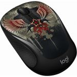 Logitech  M325 Wireless Optical Mouse (Black Taboo)