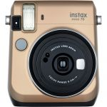 FUJIFILM INSTAX Mini 70 Instant Film Camera (Stardust Gold)