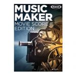 MAGIX Music Maker Movie Score Edition 6 (Digital Download)