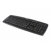 Kensington ValuKeyboard UK layout keyboard
