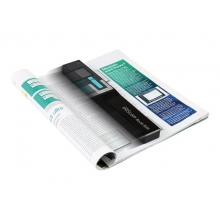 IRIS IRIScan Book 5 Black hand-held scanner