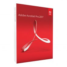 Adobe Acrobat Pro 2017 Windows (Download)