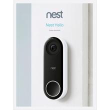 Nest - Hello Smart Wi-Fi Video Doorbell