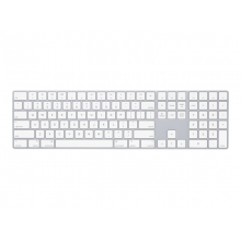 Apple Magic Keyboard with Numeric Keypad  (International)
