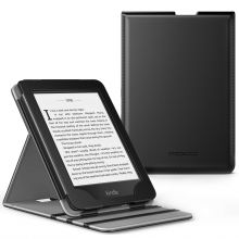 MoKo Case for Amazon Kindle Paperwhite (10th Generation, 2018 Releases) Black