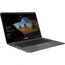 "ASUS ZenBook Flip UX461FN-DH74T Ultra-Slim 2-in-1 (i7-8550U/16GB/512GB SSD/GeForce MX150 2GB) Win 10, 14"" FHD Touch"