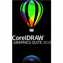 CorelDRAW Graphics Suite 2019 [Mac-Download]