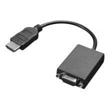 Lenovo HDMI to VGA Monitor Cable