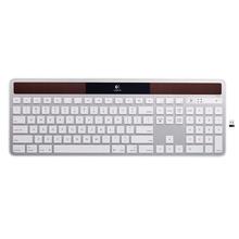 Logitech K750 Wireless Solar Keyboard (για συσκευές Mac)